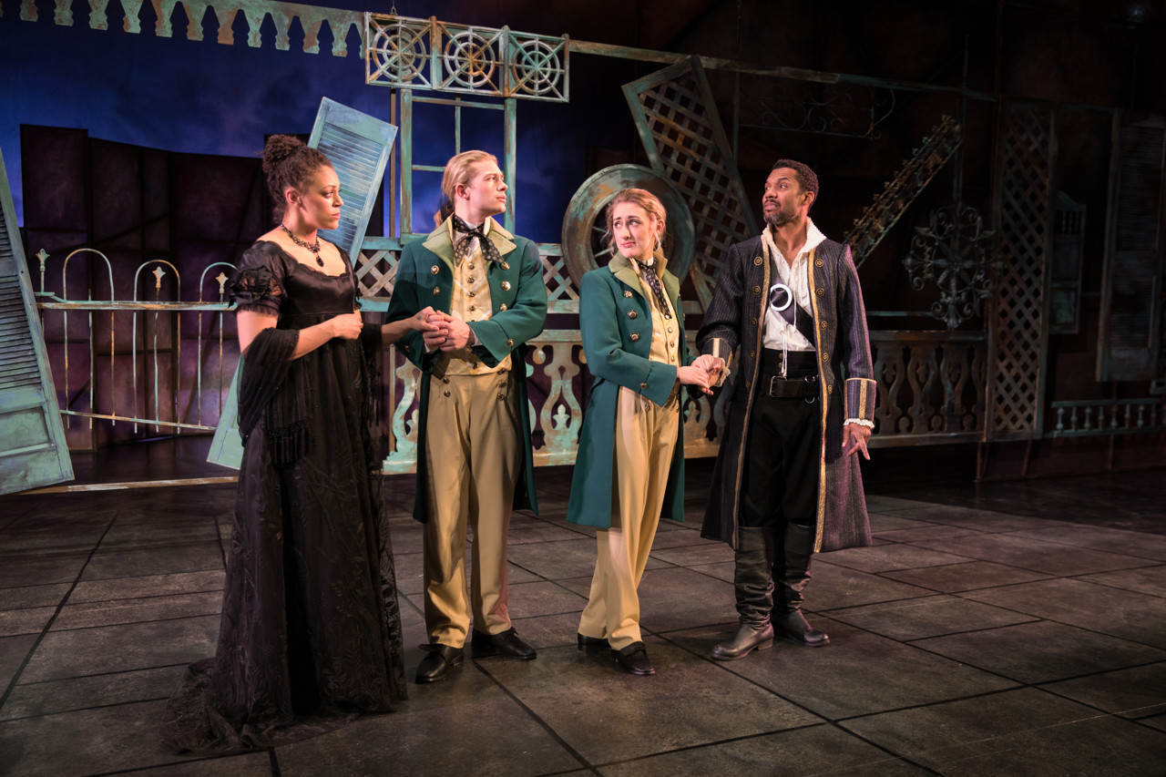 The Lovers in Twelfth Night
