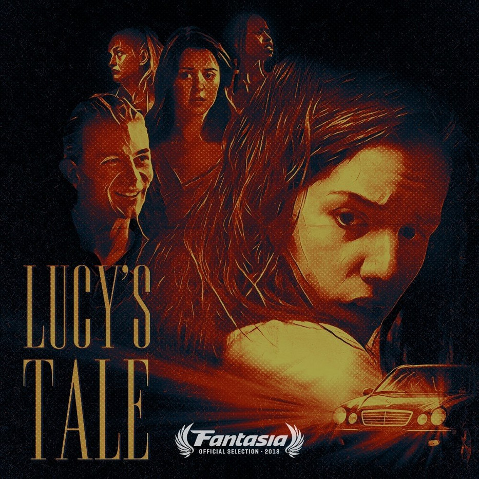 Lucy's Tale Poster.