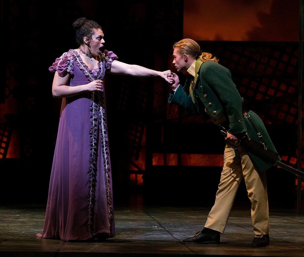 Mistaken Identity in Twelfth Night