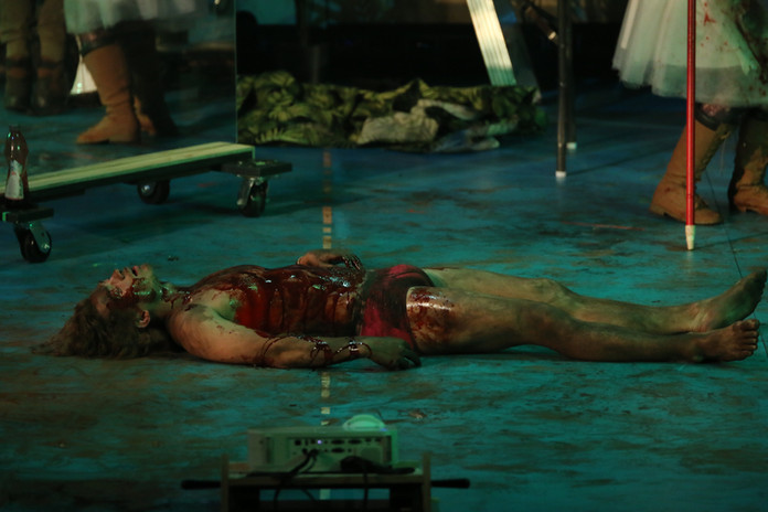 Simon's Death in Lord of the Flies