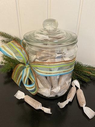 Five Dozen Candy Jar