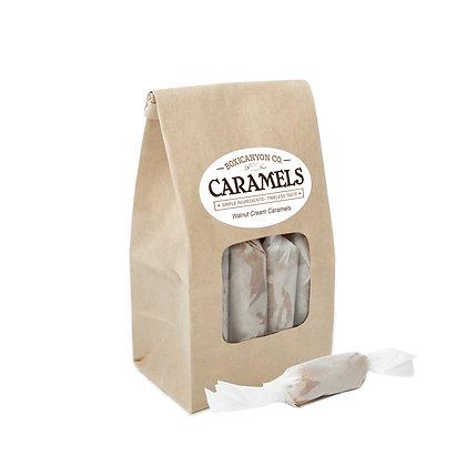 Walnut Caramels - One Dozen Bag