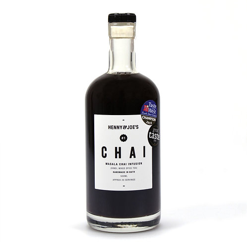 Henny & Joe's Chai Syrup - 250ml