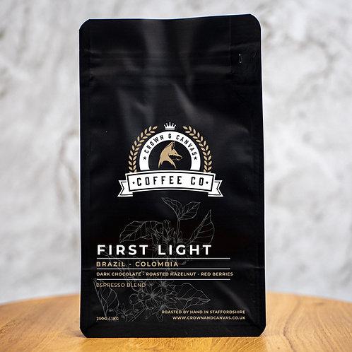 First Light - Espresso Blend