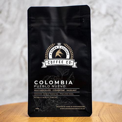 Colombia - Pueblo Nuevo