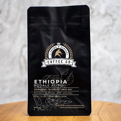 Ethiopia  - Bogale Alito