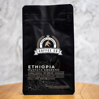 Ethiopia  - Mustefa Abakeno