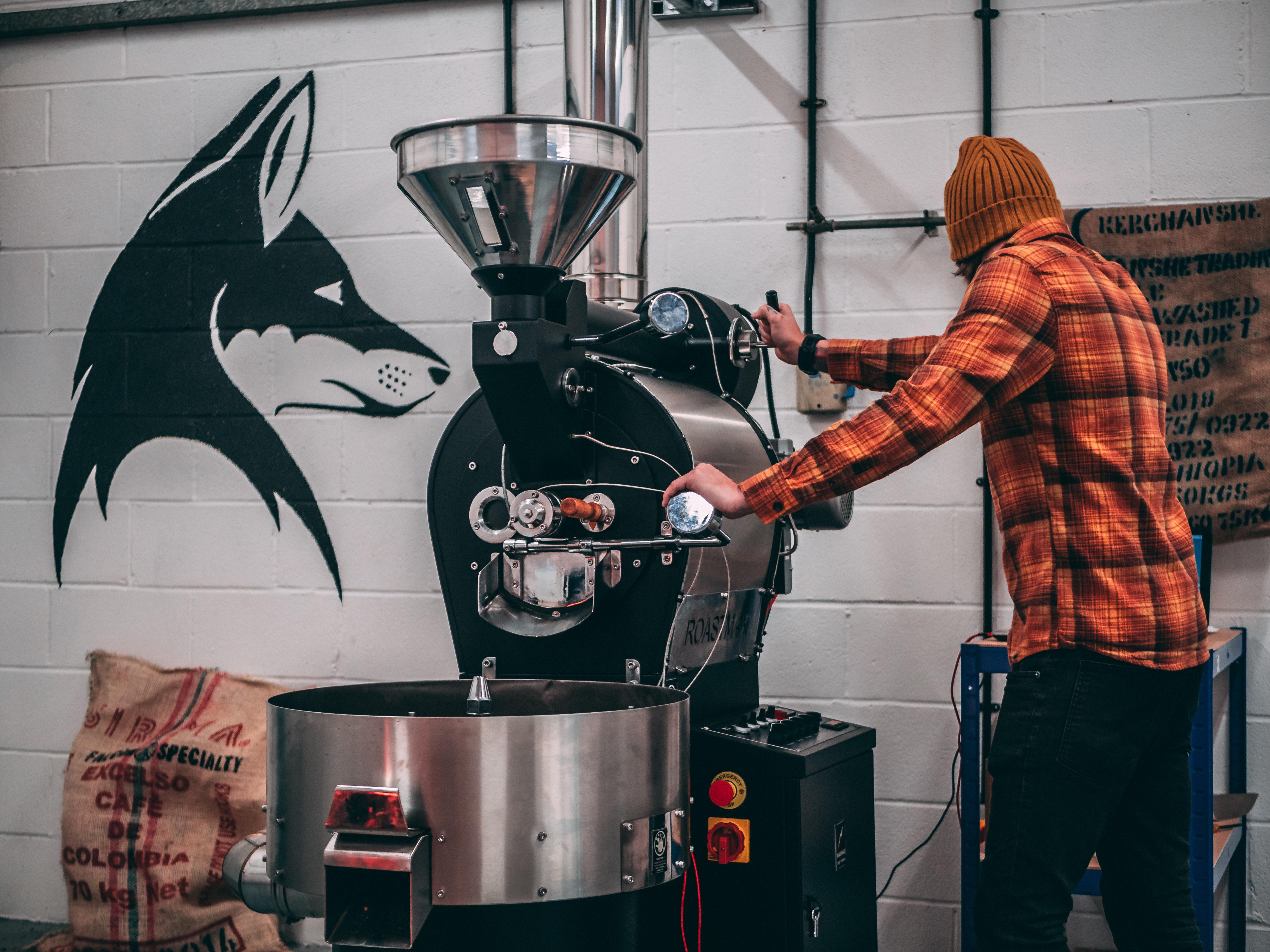 Coffee Roasting Experience
