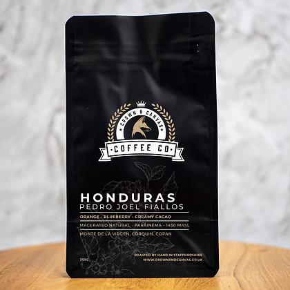 Honduras - Pedro Joel Fiallos