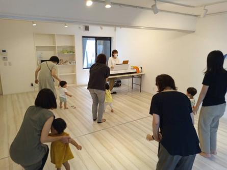 リトミック教室(ドレミファミュージック 様)