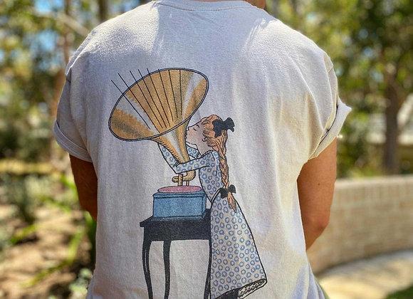 Branded T-Shirt (Sand)