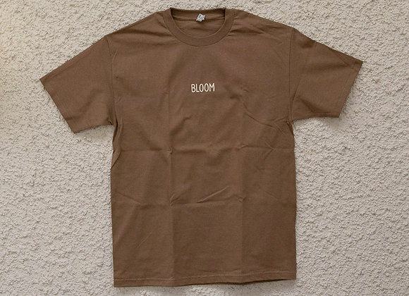 Branded T-Shirt (Olive Brown)