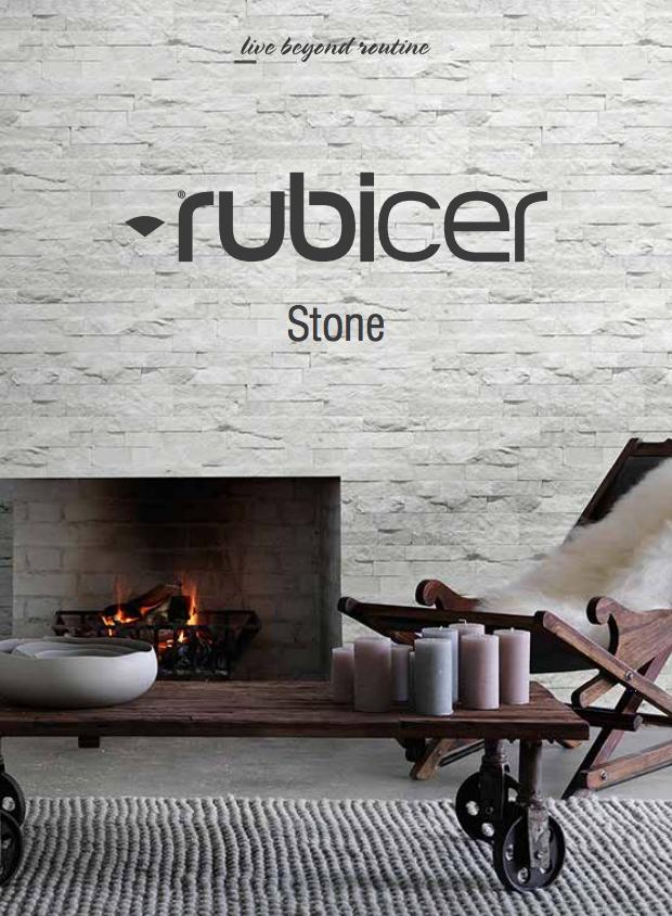 RUBICER Pedra Natural