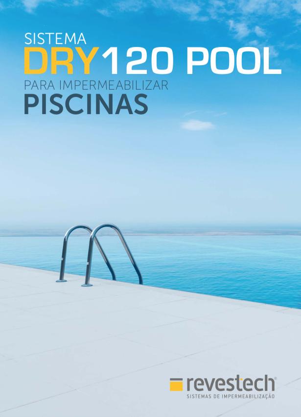 Revestech piscinas impermeabilizar