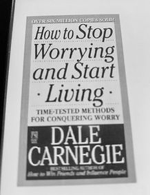 how to stop worrying and start living bo