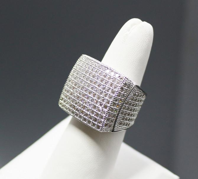 TSV Jewelers Hip Hop Diamond Rings