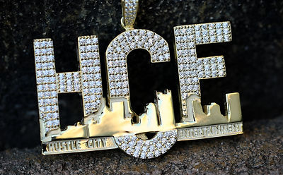 Mens Custom Hip Hop Jewelry