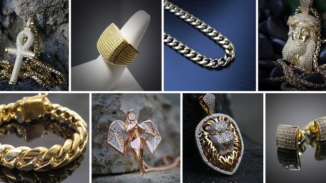 Hip-Hop Jewelry is Growing More Popular Everyday