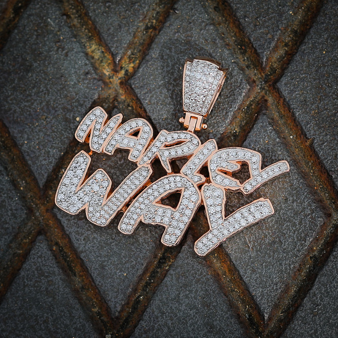 CUSTOM HIP HOP JEWELRY DESIGNS