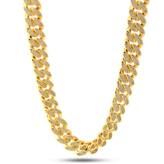Get Iced Out In The Hottest Hip Hop Chains Fresh On The Market