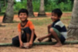 Children in community