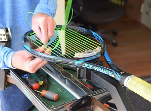 Tennis Lessons Florida, Racket Stringing, Ronan Tennis