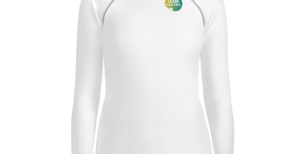 Girls Team Rash Guard