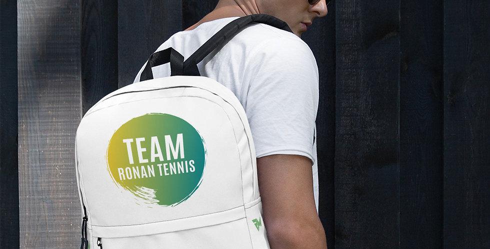 Team Ronan Tennis Backpack