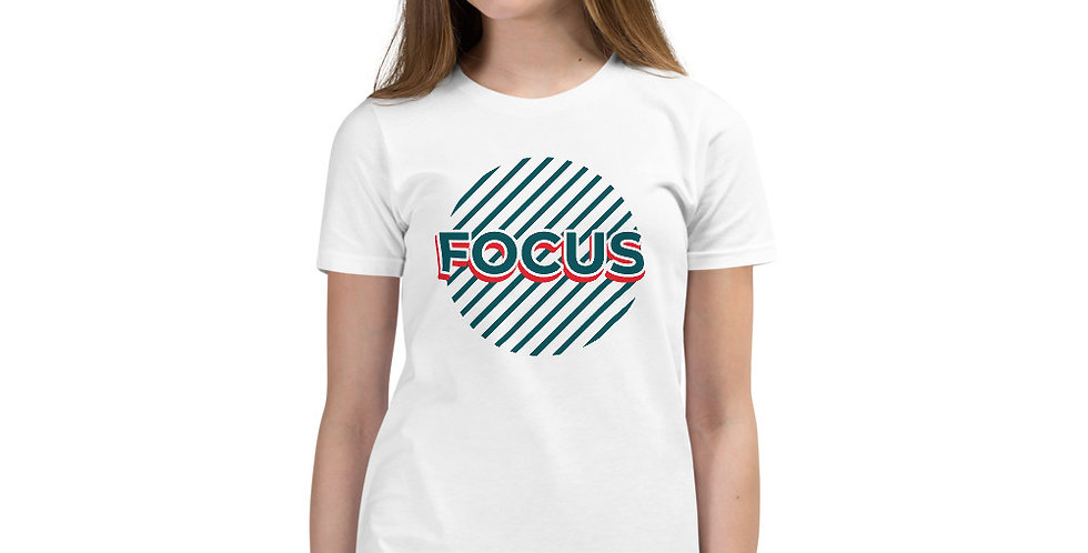 """Focus"" Youth T-Shirt"