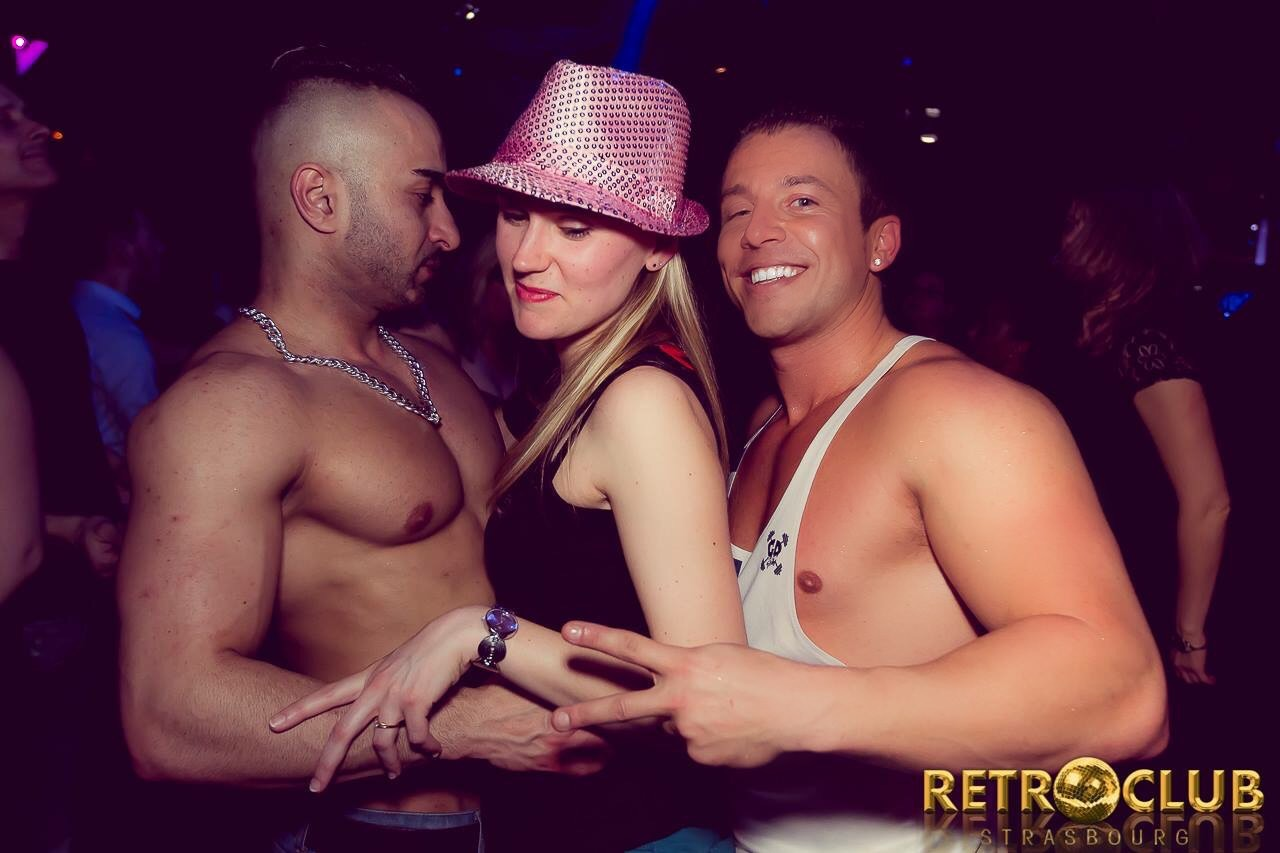 chippendale 66, striptease
