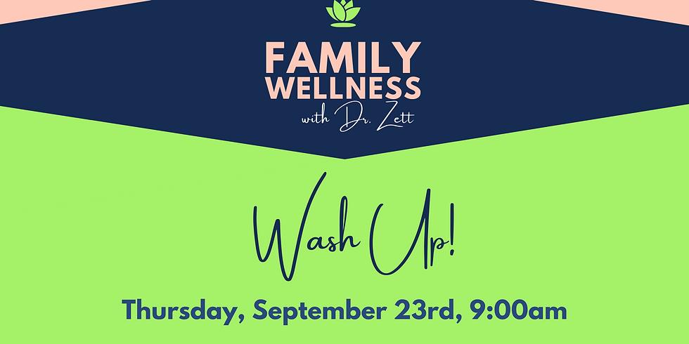 Family Wellness with Dr. Zett