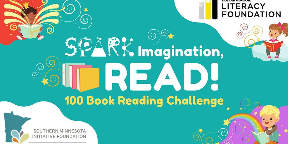 Spark Imagination, READ!