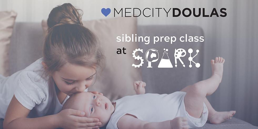Sibling Prep Class