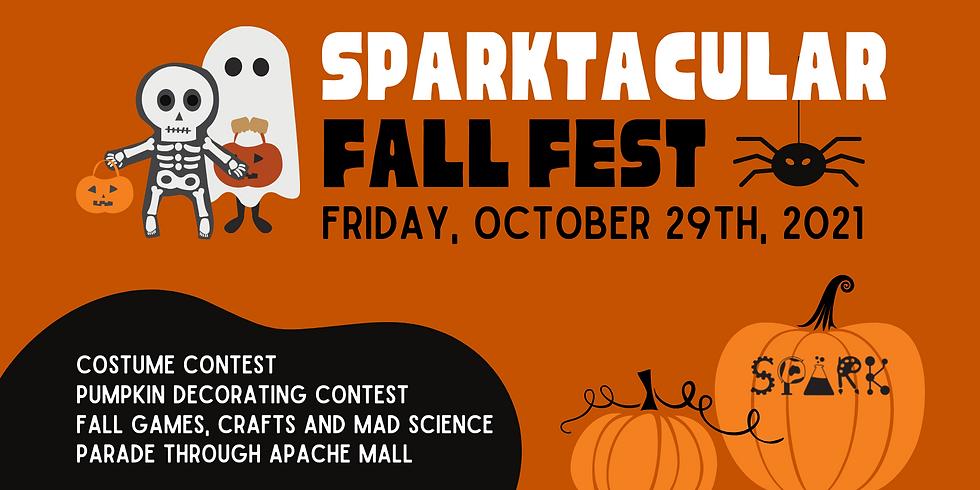 Sparktacular Fall Fest!