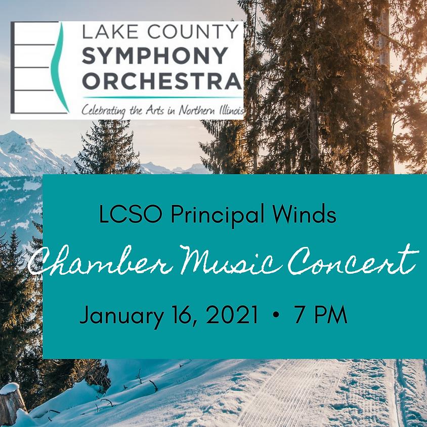 Chamber Music Series: Woodwind Quintet (1)