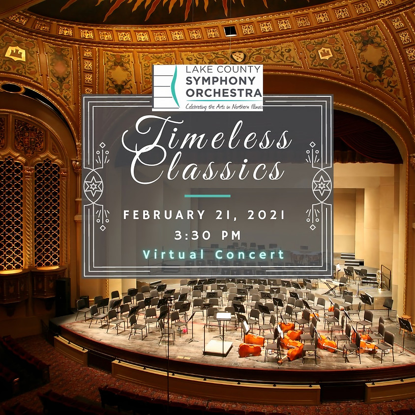 EXTENDED-LCSO: Timeless Classics (Concert Only)