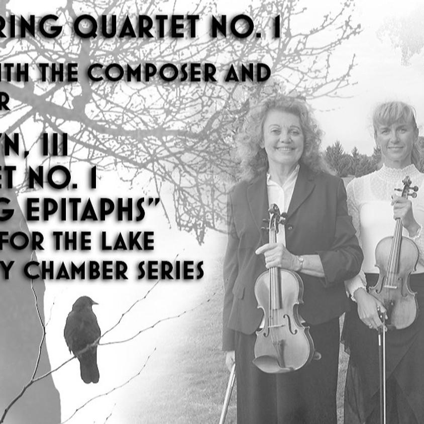 Chamber Music Series: String Quartet