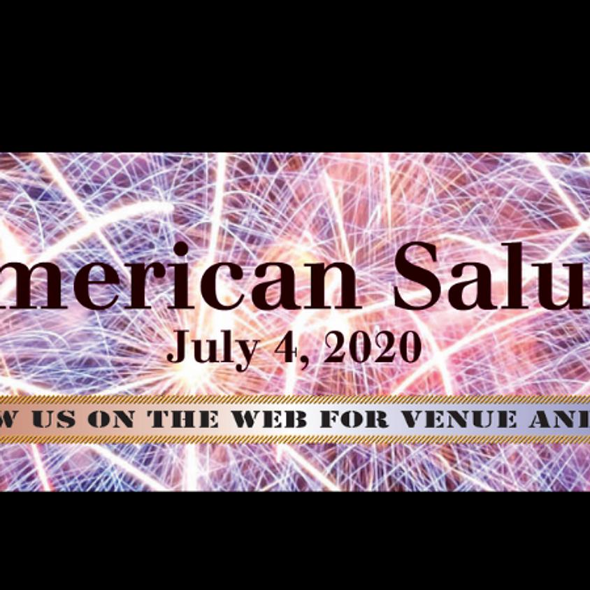 LCSO: American Salute