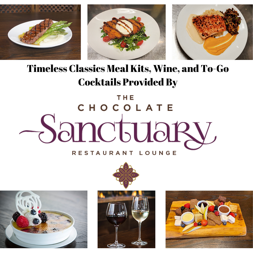 Timeless Classics take home dining options