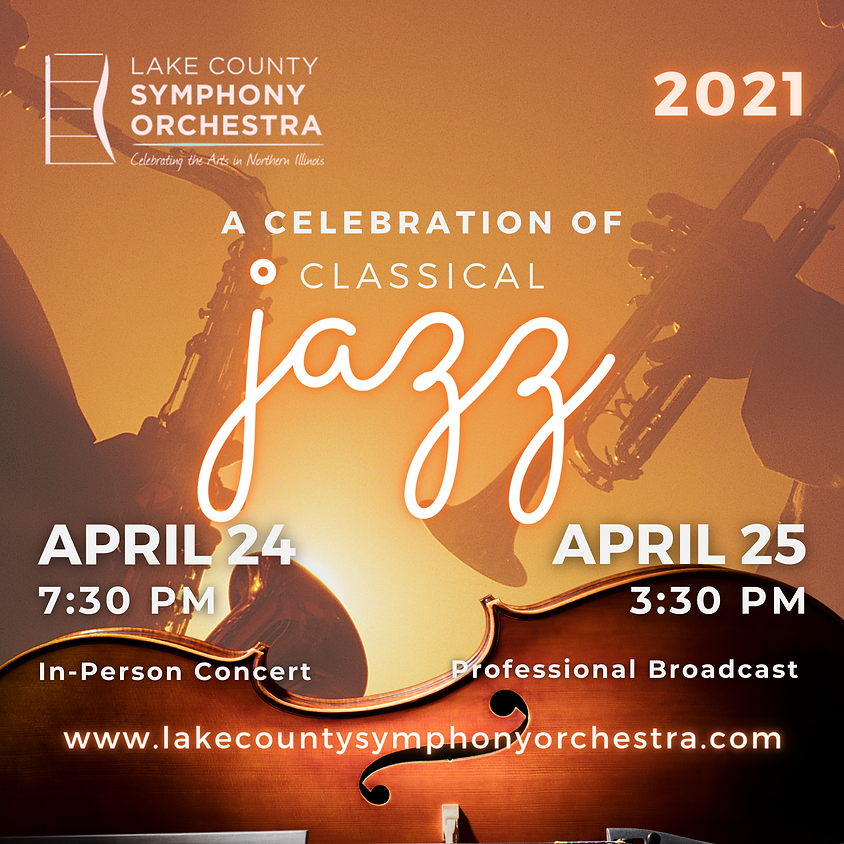 (ONLINE) A Celebration of Classical Jazz