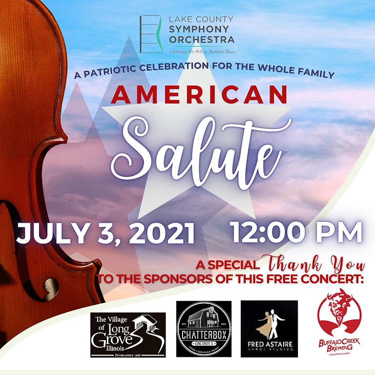 LCSO: American Salute!