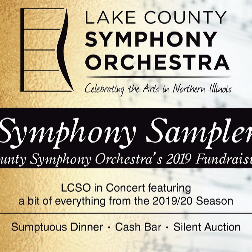 SYMPHONY SAMPLER: LCSO's 2019 Fundraising Gala