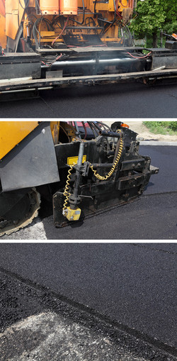 RAS use in Road Construction