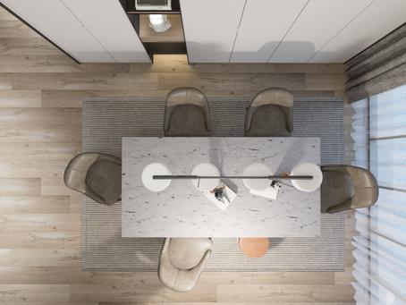 5 benefícios da renderização 3D de interiores