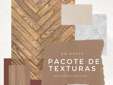 Valorize seus projetos com texturas realistas.