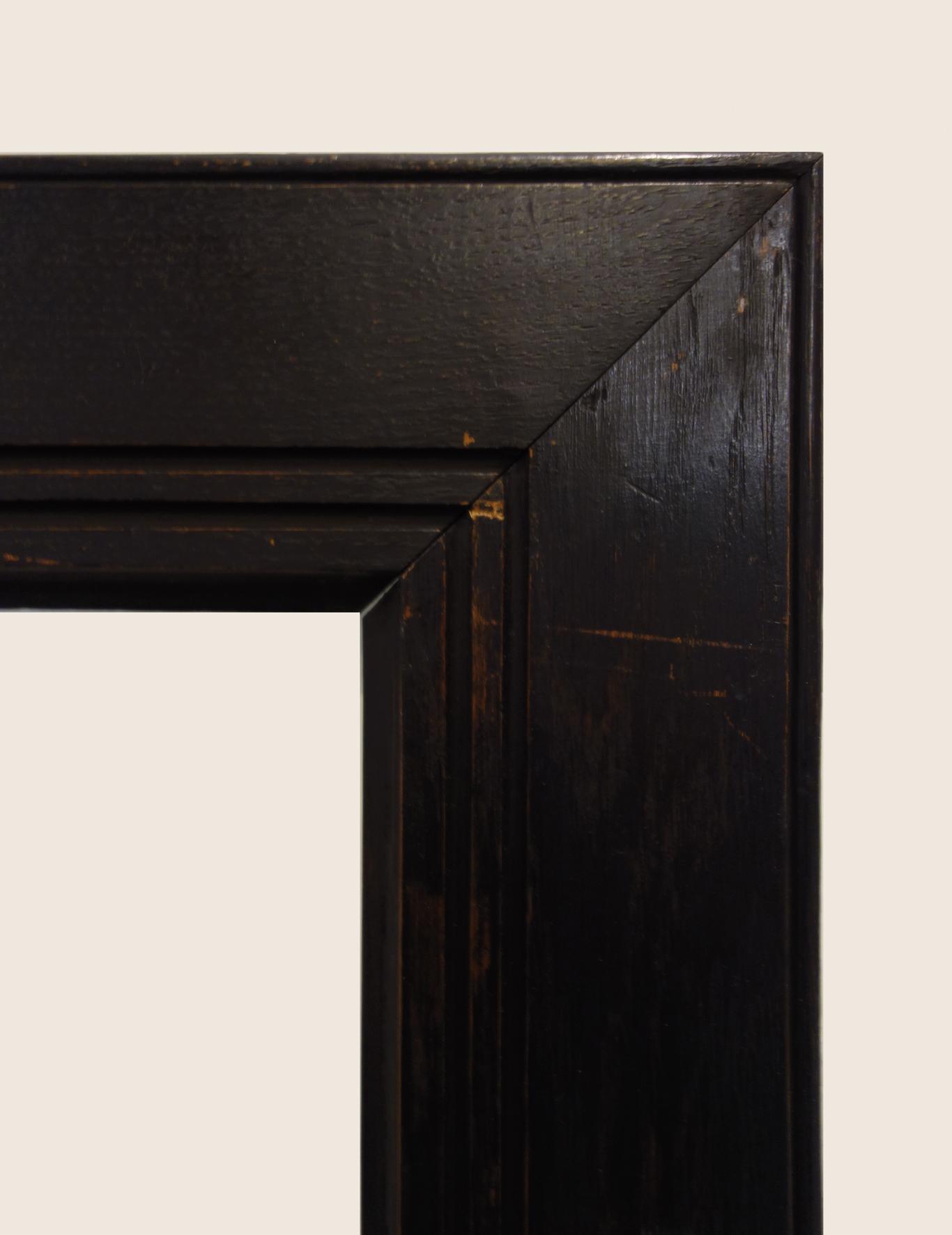 cadre-chène-noirci-debut-20eme