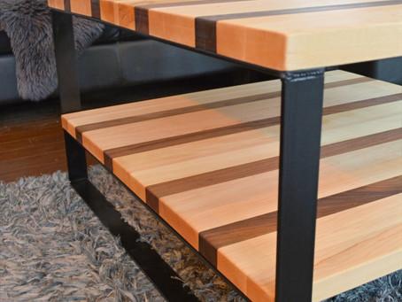 Table Salon 2 Étages