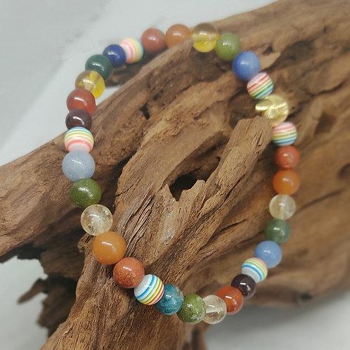 Bracelet Mini Rainbow