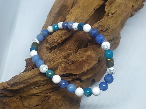 Bracelet chakra gorge
