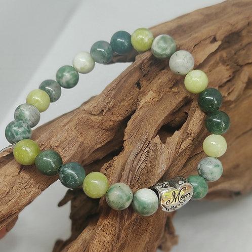 Bracelet maman nature